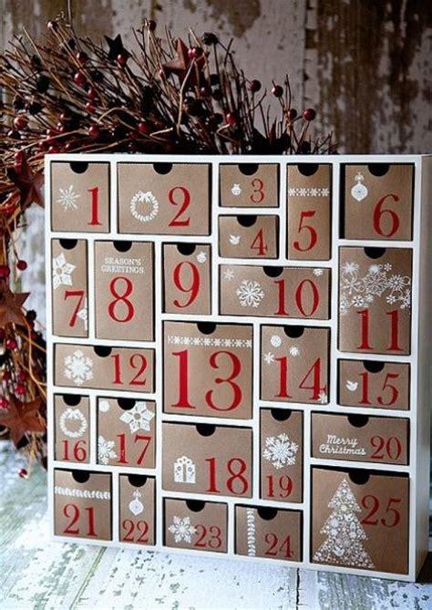 design advent calendar creative advent christmas calendar to create the festive