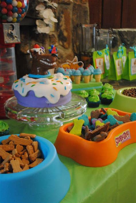 Scooby Doo Baby Shower Decorations by Scooby Doo Birthday Ideas Photo 2 Of 18 Catch My