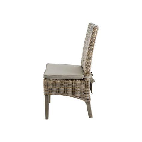 chaise en kubu chaise kubu gris conceptions de maison blanzza