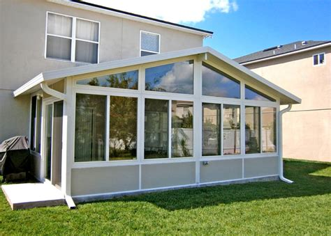 Metal Sunroom sunrooms traditional sunroom other by us aluminum services corp
