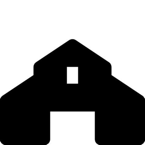 scheune icon gro 223 e scheune der kostenlosen icons