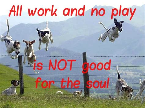 All Work No Play by Quotes About All Work And No Play 36 Quotes