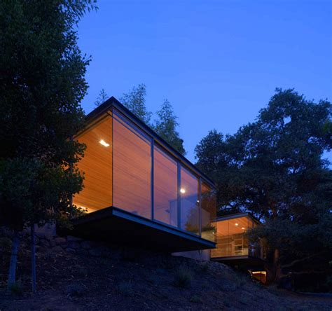freshome com nature embedded retreats in silicon valley tea houses by