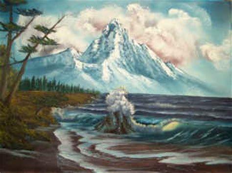 bob ross painting classes seattle landscape classes landscape painting classes