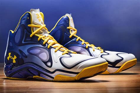 Sepatu Basket Armour Curry One armour anatomix spawn archives weartesters