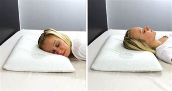 sleeping slim the best thin pillows for stomach and back