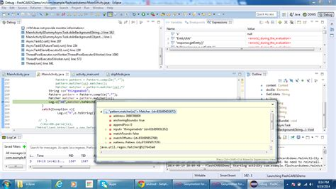 android pattern regular expression exle android simple regular expression i am not getting the