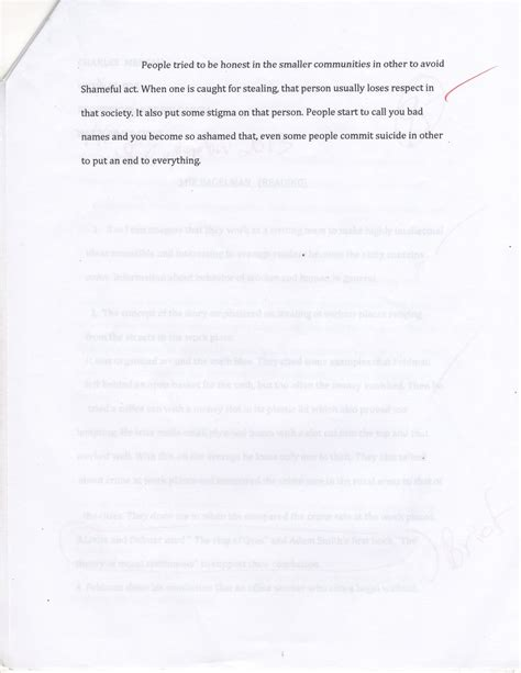 how a research paper should look what should a research paper look like dental