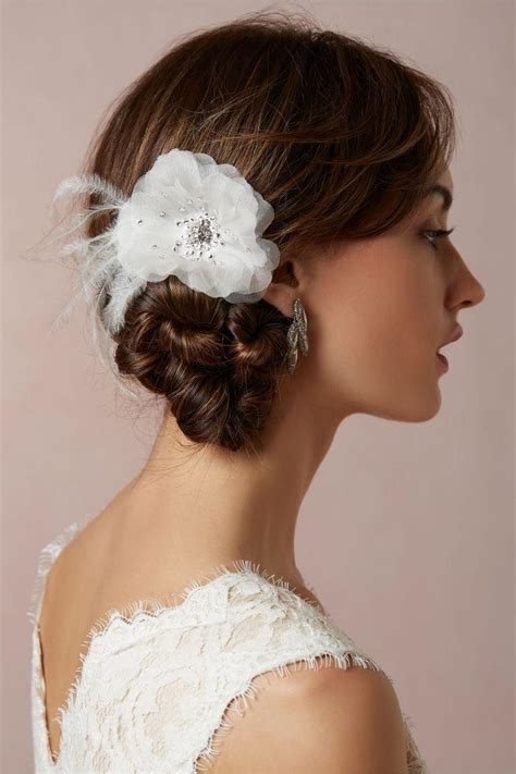 Hair Style Accessories For by Outstanding Hair Fashion Flower Accessories For Wedding