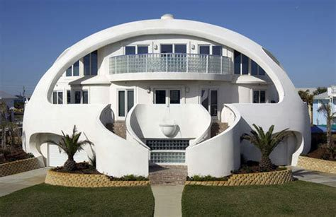 dome home 19 exles of stunning hurricane resistant architecture