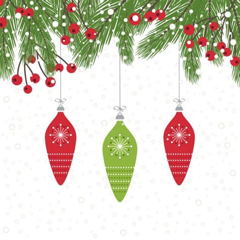 green bauble green and baubles background vector free