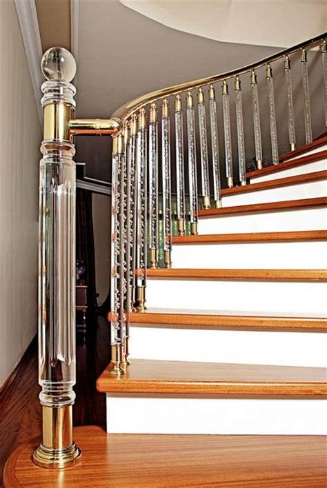 plexiglass railing plexiglas railing railing