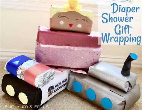 Creative Baby Shower Gift Wrapping Ideas by Creative Shower Gift Wrapping Ideas Yum Frills