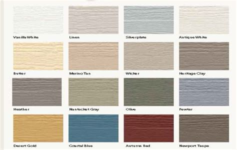 vinyl siding colors home depot siding colors home depot home depot exterior siding