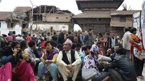 imagenes impactantes del terremoto de nepal las impactantes im 225 genes del terremoto en nepal tele 13