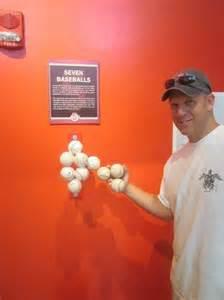 How Many Baseballs Could Johnny Bench Hold Mcall Com Groller S Corner Blog