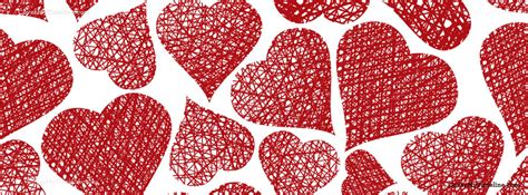 valentines cover photo s day artistic hearts free covers