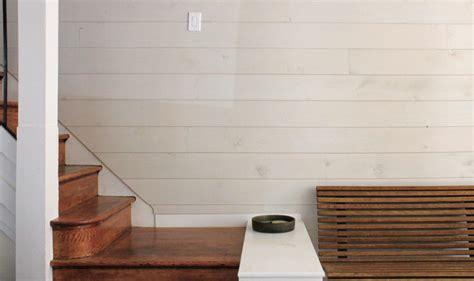 White Washed Shiplap Shiplap Wallpaper Wallpapersafari
