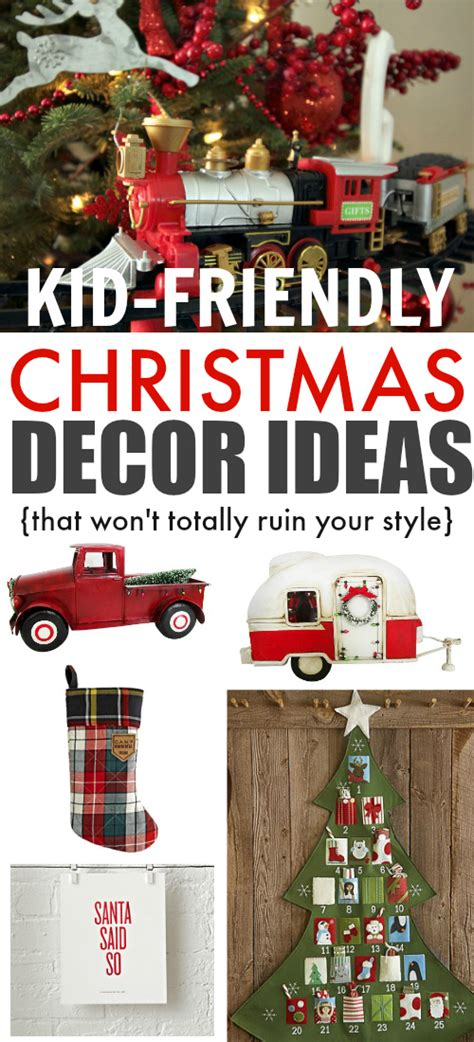 kid friendly christmas decorations kid friendly decor that won t cr your style the creek line house