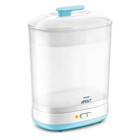 Philips Avent 2 In 1 Electric Steam philips avent 2 in 1 electric steam steriliser netmums
