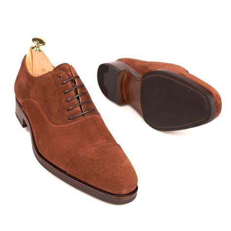 polo oxford shoes polo suede oxford shoes carmina