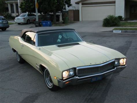 auto air conditioning service 1986 buick skylark electronic throttle control purchase used 1968 68 buick gran sport 400 convertible with air conditioning in calabasas