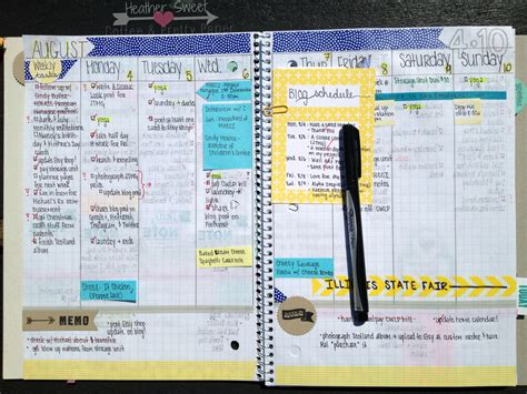 build a planner coffee and pretty paper my diy planner
