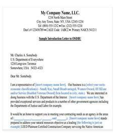 Introduction Letter For Business Promotion 44 Business Letter Format Free Premium Templates