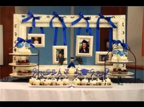 Halloween Home Decoration Ideas by Creative High Graduation Party Ideas Youtube