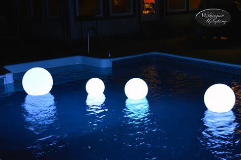 Awesome Floating Pool Lights Tedxumkc Decoration
