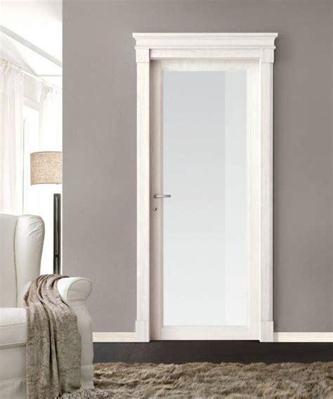 Interior Doors With Frosted Glass Inserts Interior Door With Frosted Glass Home Improvement Ideas
