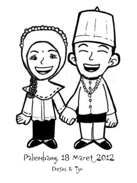 Gambar Kartun Anak Berpakaian Adat | Aliansi kartun