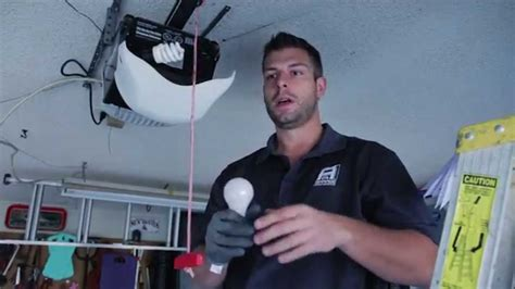 can led lights cause a how led lights can cause problems with your garage door