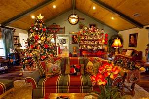 Show Me A Country French Home Dressed For Christmas Show