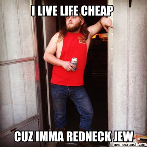 Hick Meme - anime redneck meme