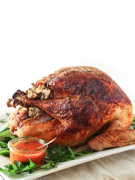 A Buffalo Roast by Buffalo Roasted Turkey Recipe Thanksgiving Sauces And