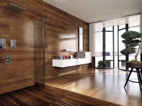 wood look bathroom tiles wood looking tile for bathroom