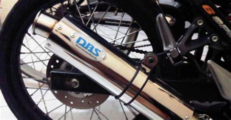 Knalpot Honda Sonic Censor Dbs daftar harga knalpot motor dbs racing untuk motor yamaha terbaru knalpot motor yamaha
