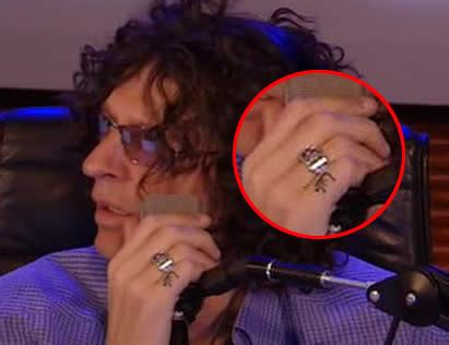 howard stern tattoo howard s tattoos designs