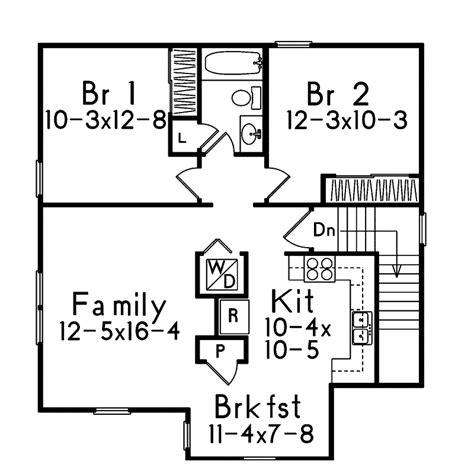 garage apartment floor plans do yourself lena park 3 car garage apartment plan 059d 7507 house