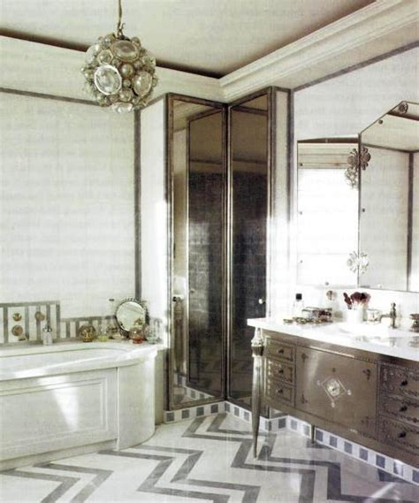 art deco bathrooms 15 art deco bathroom designs to inspire your relaxing