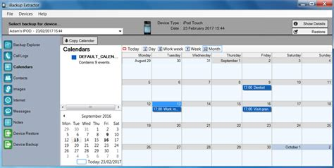 Backup Calendar How To Recover Calendars From Iphone Backups