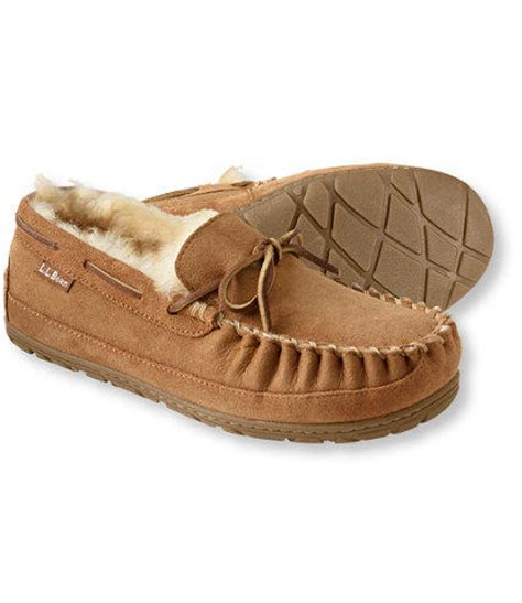 ll bean mens slippers s c moccasins from l l bean inc