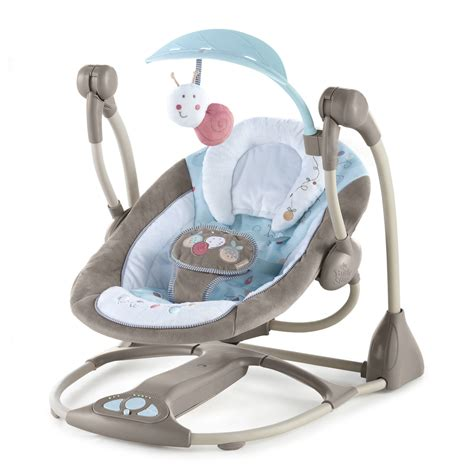 modern baby swings inspired by savannah must have baby gear item for new and