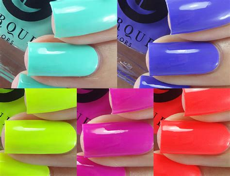 vice colors cirque colors vice collection 2016 brit nails