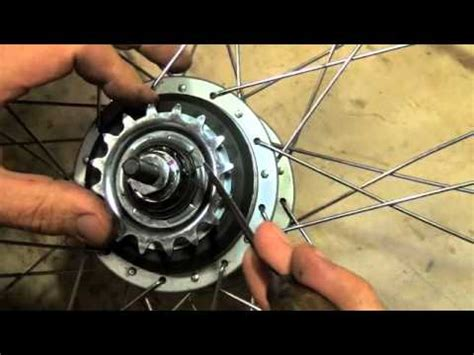 Cover Gear Vixion Xable Mxking nexus hub sprocket replacement m4v