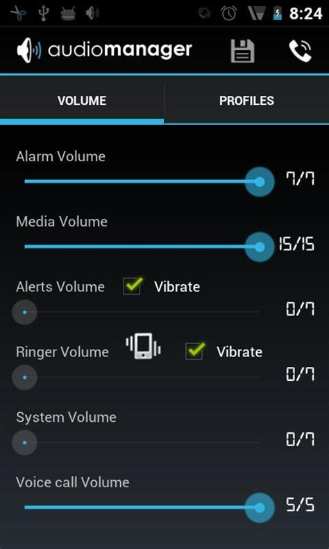 audio manager apk audiomanager
