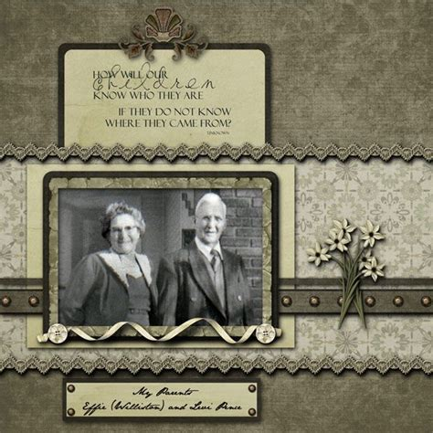 Wedding Anniversary Layout by 384 Best Images About Scrapbook Vintage Layouts On