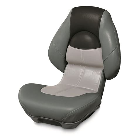folding boat seat reviews wise blast off series centric 2 folding boat seat 203482
