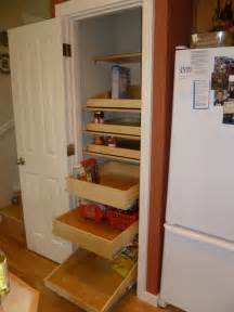 Pantry Cabinets With Pull Out Shelves by Closet And Walk In Pantries Seattle By Shelfgenie Of